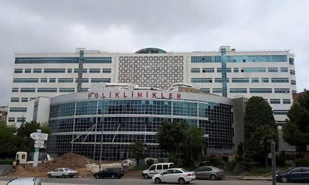 Yeni hizmete giren devlet hastanesine 680 bin liralık tadilat!