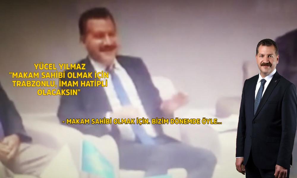 Belediye Başkanı'nın 'Makam için ya imam hatipli, ya Trabzonlu olacaksın' sözleri AKP'yi karıştıracak