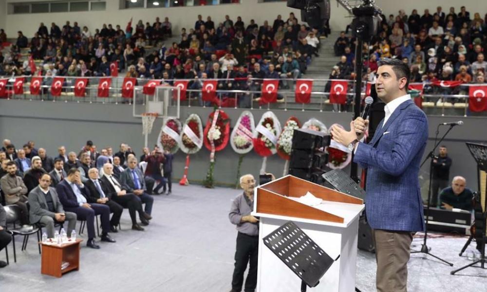 Kartal Belediye Başkanı Gökhan Yüksel, Kartal Çankırılılar Derneği'nin Dayanışma Gecesine Katıldı