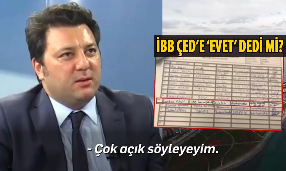 Bakanın 'Kanal İstanbul' iddiası boşa çıktı: İBB ses kaydını yayınladı!