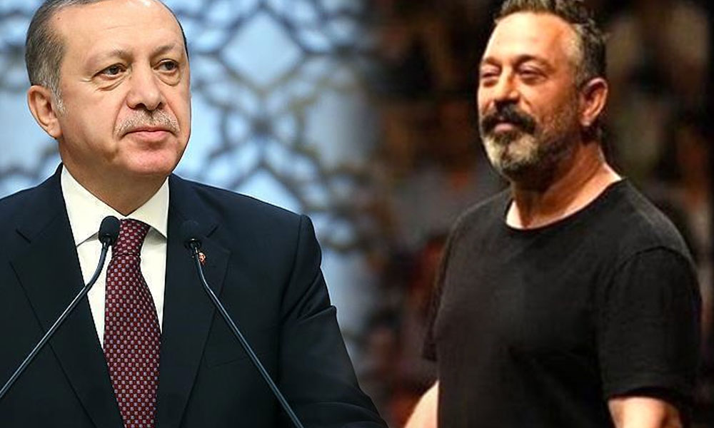 Erdoğan ile Cem Yılmaz Twitter'da yarışıyor