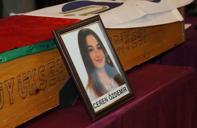 Başsavcılık ve Bakanlıktan Ceren Özdemir cinayetine ilişkin açıklama