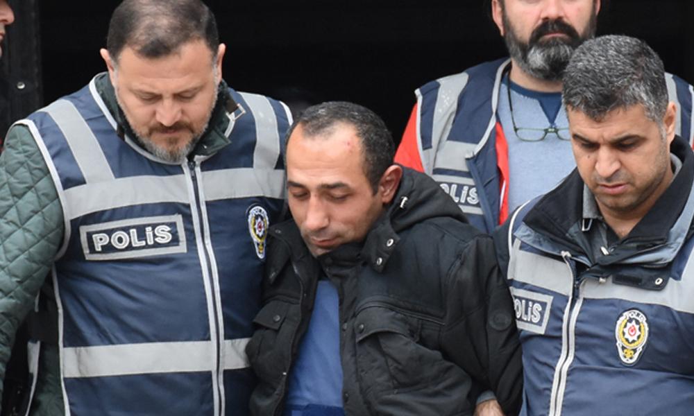 Şırnak Cezaevi'ne gitmeyi reddeden Ceren'in katili, olay çıkarınca Van'a yönlendirildi
