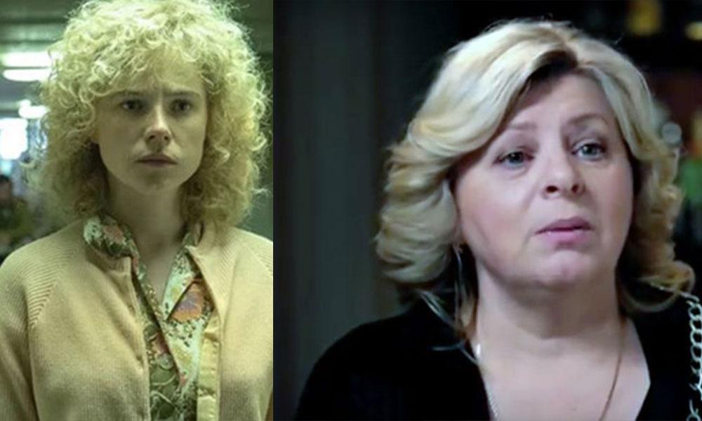 'Gerçek' Ludmilla: Çernobil dizisi için benden izin alınmadı
