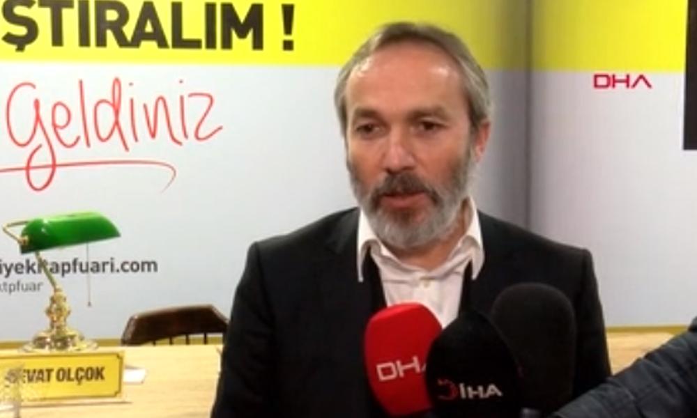 Cevat Olçok Gelecek Partisi'nin ismini ve logosunu beğenmedi: Siyasi partiyi yansıtmıyor