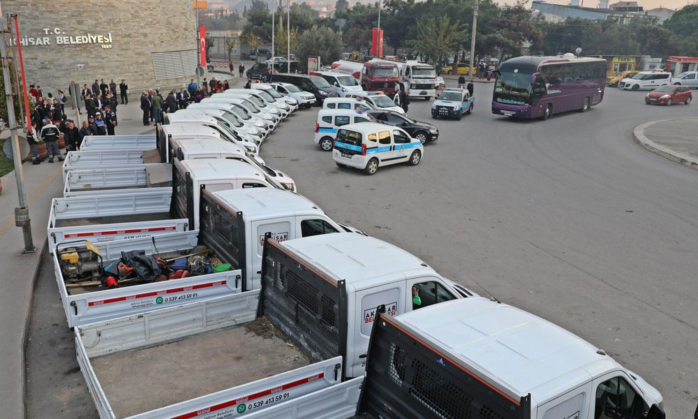 AKP'nin 116 bin liraya kiraladığı araçları CHP 66 bin liraya satın aldı