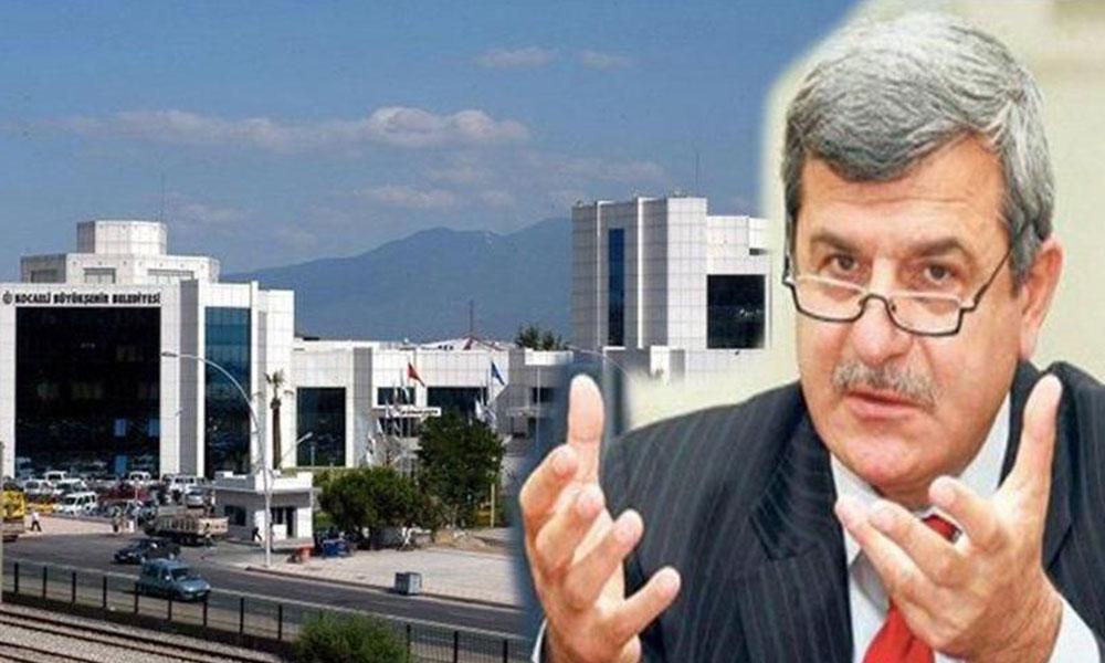 Türkiye'nin en borçlu belediyesinden reklam ve telefon cingılına 245 bin TL