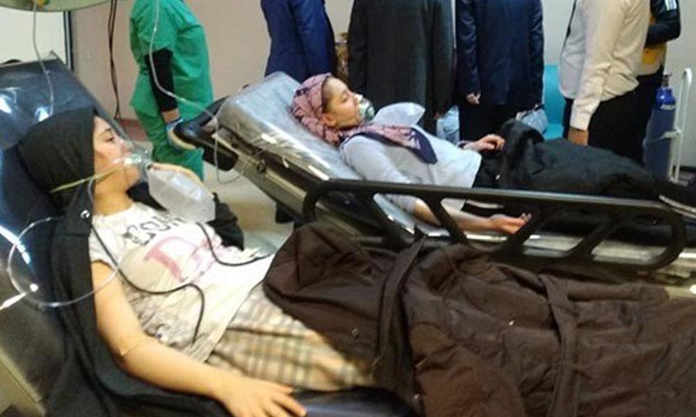 Öğrenci yurdunda zehirlenme: 105 kişi hastaneye kaldırıldı, altı kişi yoğun bakımda