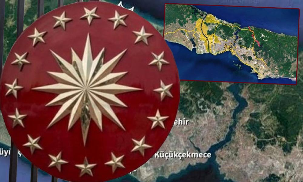 Saray'dan Kanal İstanbul açıklaması: İstemezükçülere rağmen hepsini tamamladık
