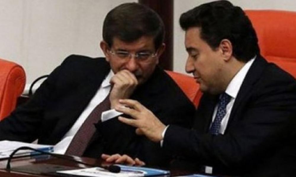 Davutoğlu ve Babacan'ın 'sancı' yaşadığı iki soru