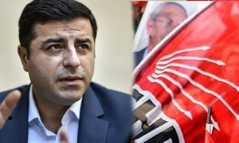 CHP'den Demirtaş'a ziyaret: Ciddi sağlık problemi var, tedbir alınması gerekli