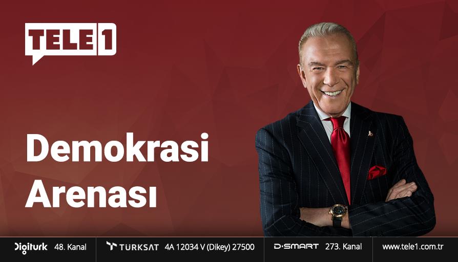 """""""Ya kanal ya İstanbul"""" – Uğur Dündar ile Demokrasi Arenası (13 Aralık 2019)"""