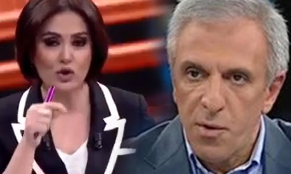 Didem Arslan Yılmaz canlı yayında Zafer Arapkirli'ye ateş püskürdü: Gazeteci adam…