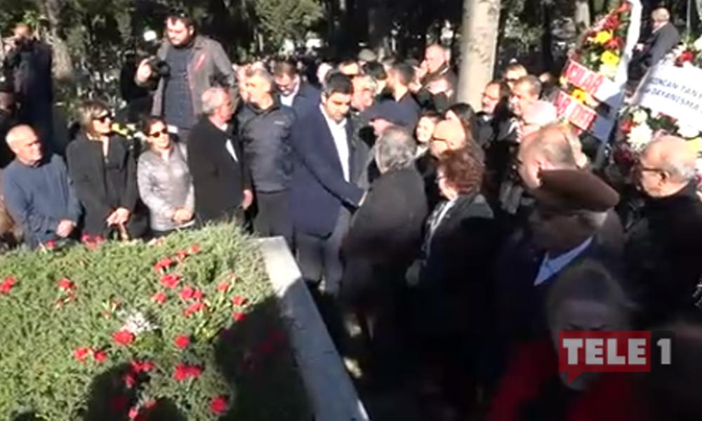 Efsane Başkan Mehmet Ali Büklü vefatının 24. yılında mezarı başında anıldı