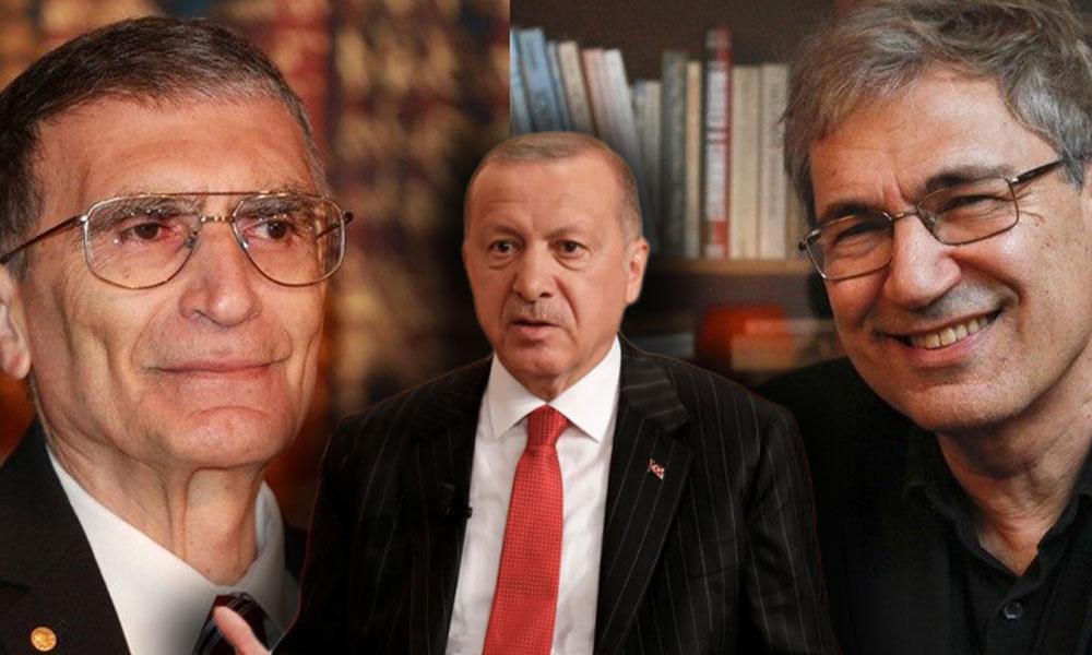 Erdoğan'dan Nobel çıkışı: Türkiye'den kalkmışlardır teröriste ödül vermişlerdir