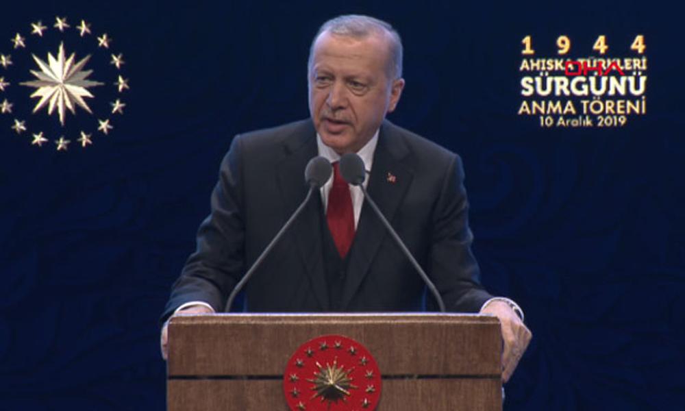 Erdoğan'dan 'Nobel' tepkisi: Bu bir rezalettir