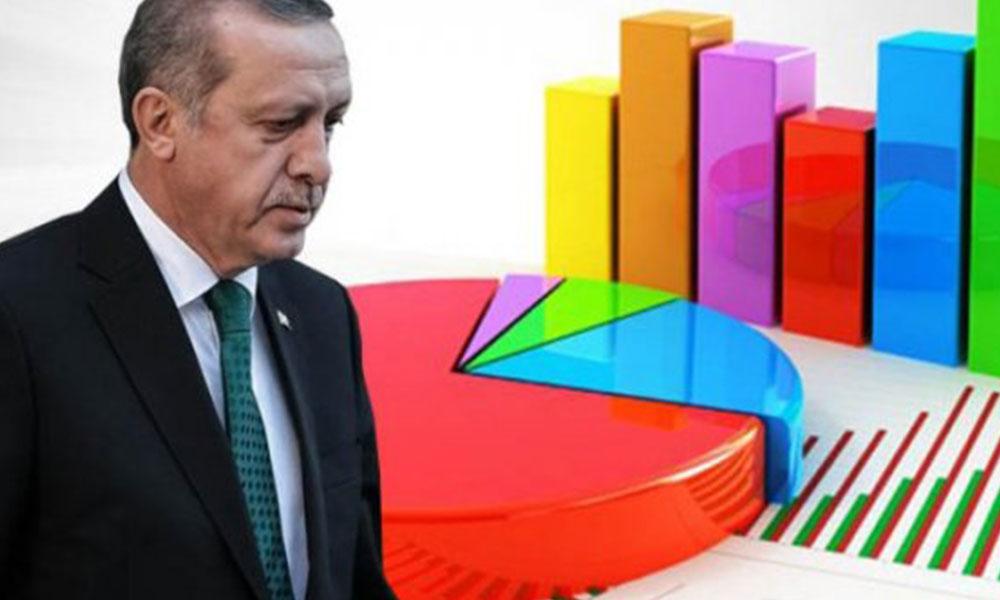 KONDA'nın son anketi Erdoğan'ın masasında… Kararsız seçmen sayısında büyük artış!