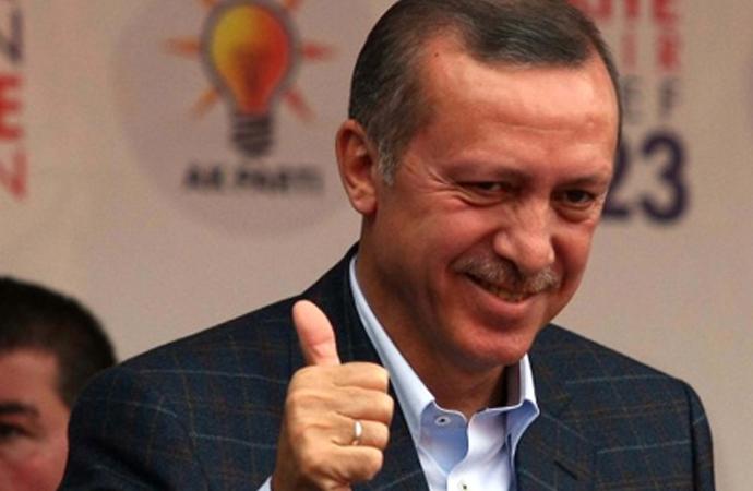 Erdoğan Londra'da gazetecilerle böyle İngilizce konuştu