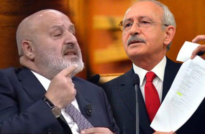 Ethem Sancak'tan Kılıçdaroğlu'na 'Ulan'lı 'Dayak yememişsin'li sözler