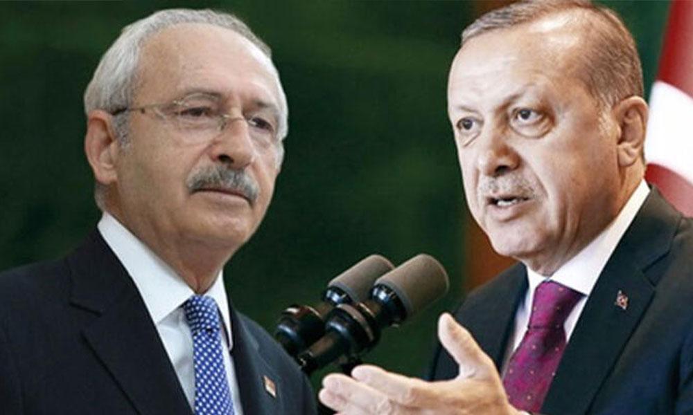 Erdoğan, Kılıçdaroğlu'nun sorusuna yine cevap veremedi