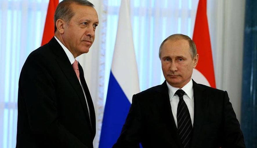 Erdoğan-Putin görüştü… Cumhurbaşkanlığı'ndan açıklama