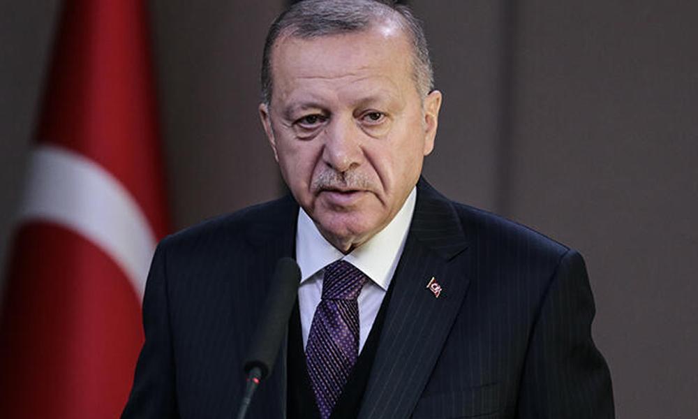 Çıkarttığı yasayı veto eden Erdoğan'dan açıklama