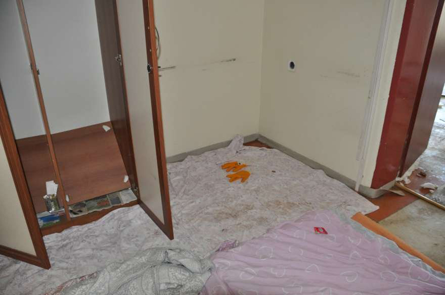 Eski devlet hastanesi binasında fuhuş yapılıyor iddiası