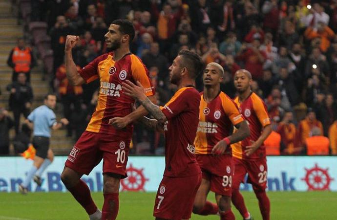 Aslanı Muslera kurtardı… Galatasaray: 1 – Alanyaspor: 0