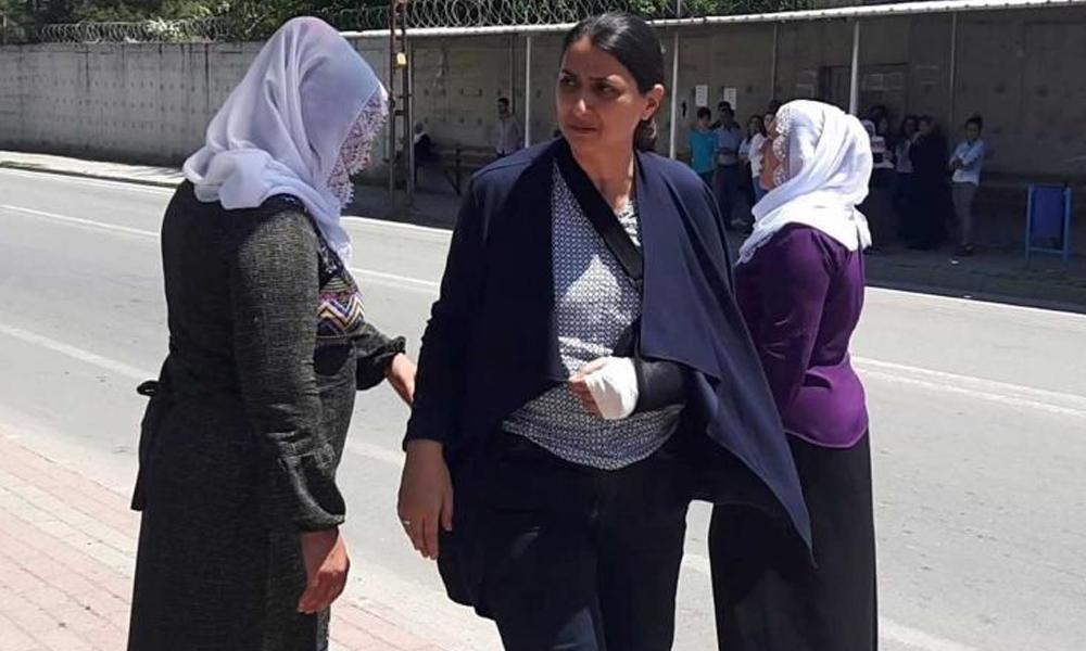 Polisin milletvekilinin kolunu kırması 'hukuka uygun' bulundu