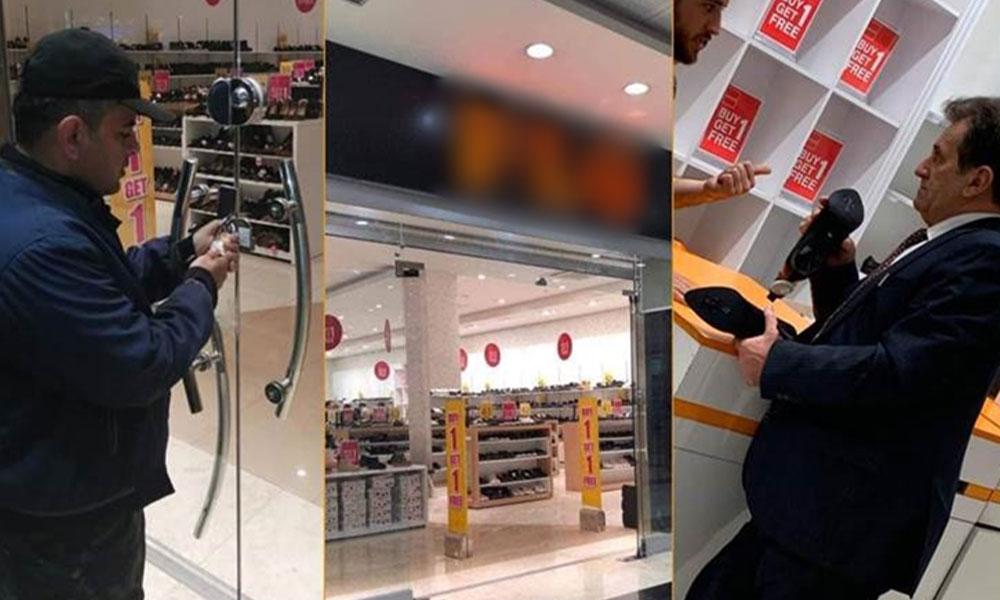 FLO'nun mağazası 'İnanca saygısızlık' nedeniyle kapatıldı