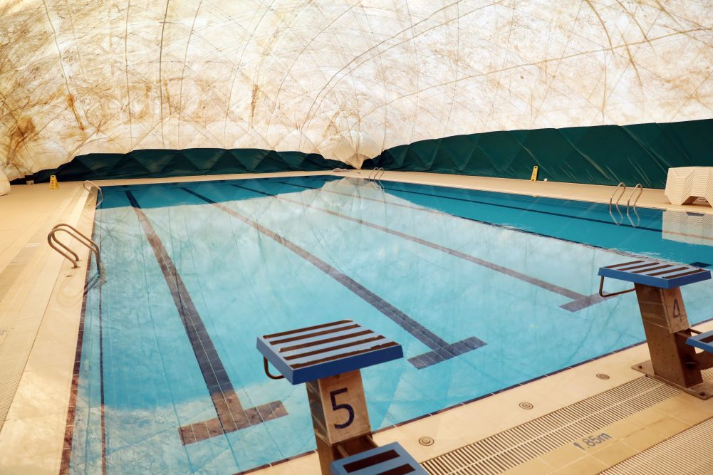 Mudanya'nın yüzme havuzu Mudanyalıların oldu