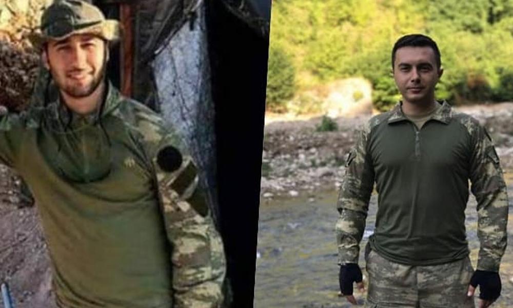 Afrin harekatında görevli iki asker TSK'dan atıldı