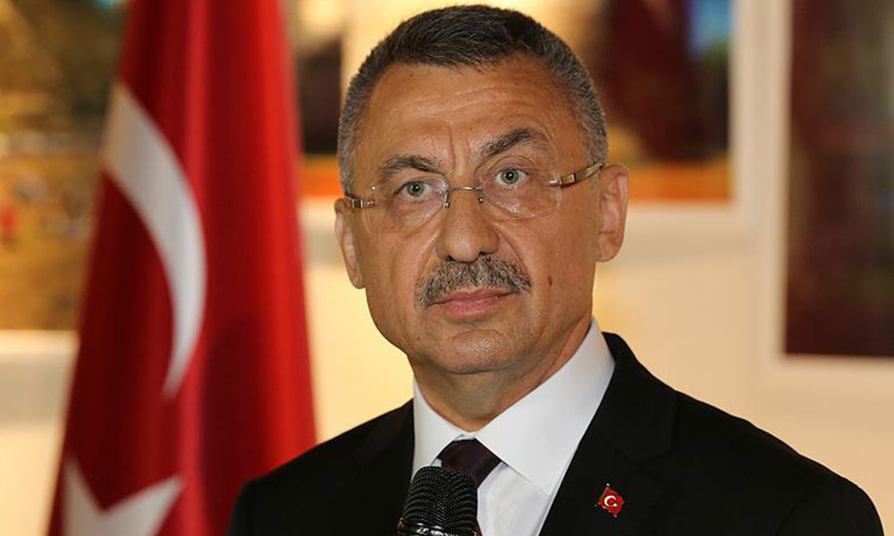 Cumhurbaşkanı Yardımcısı Oktay'tan yurt dışından dönmek isteyenlere ilişkin açıklama