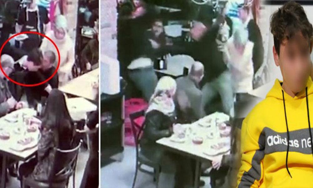 Restoranda dövülen garson konuştu! 'Ailem için çalışıyordum'