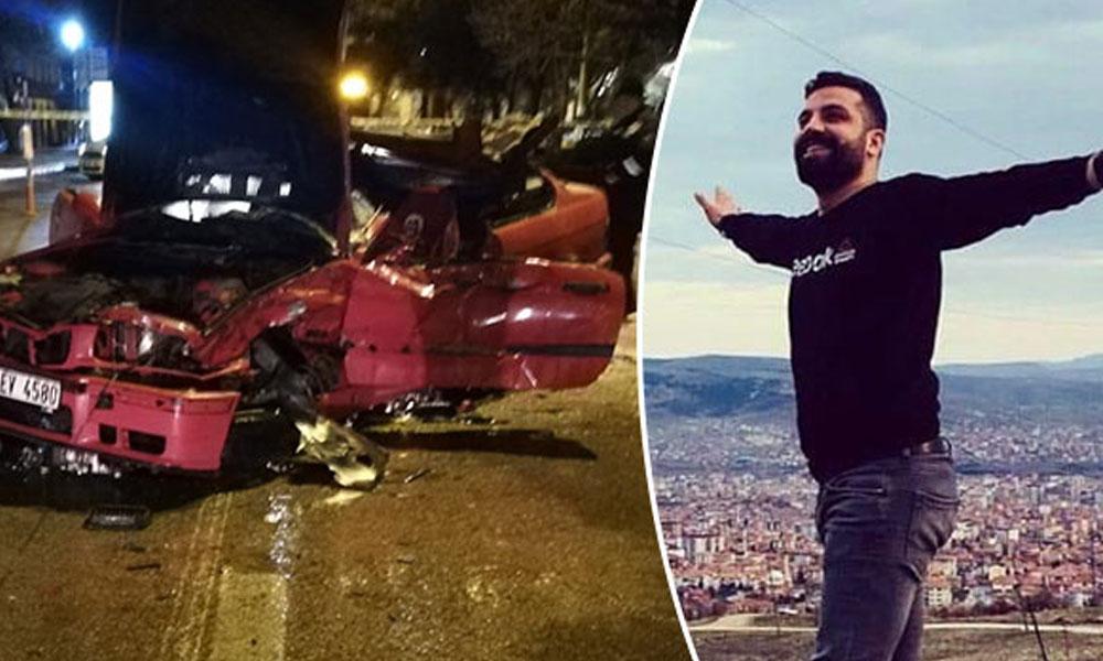 Gazeteci Akın Çetin trafik kazasında hayatını kaybetti