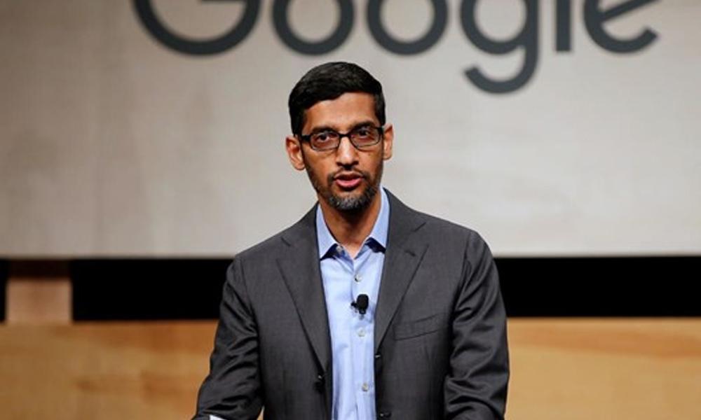 İşte Google CEO'sunun maaşı