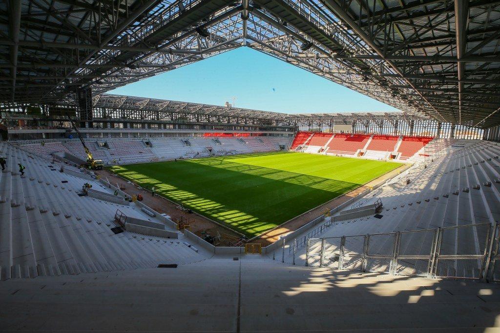 Göztepe yeni modern stadı Gürsel Aksel'i, Beşiktaş maçıyla açacak