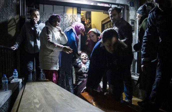Haber alınamayan hamile anne ile 3 yaşındaki kızı banyoda ölü bulundu