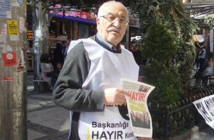 TKH üyesi Hasan Koca hayatını kaybetti