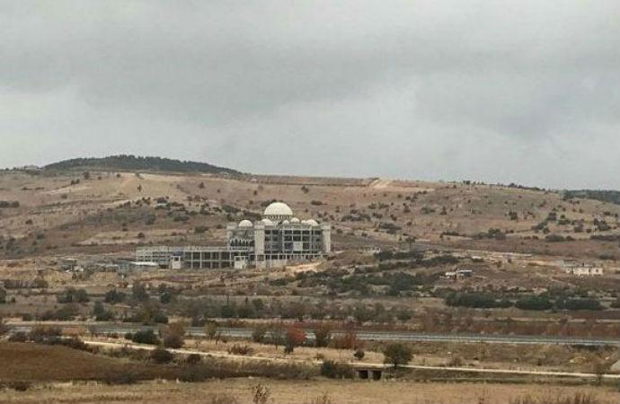 Müftülük onay verdi: Antep'te Suriye merkezli tarikat, külliye yaptırıyor