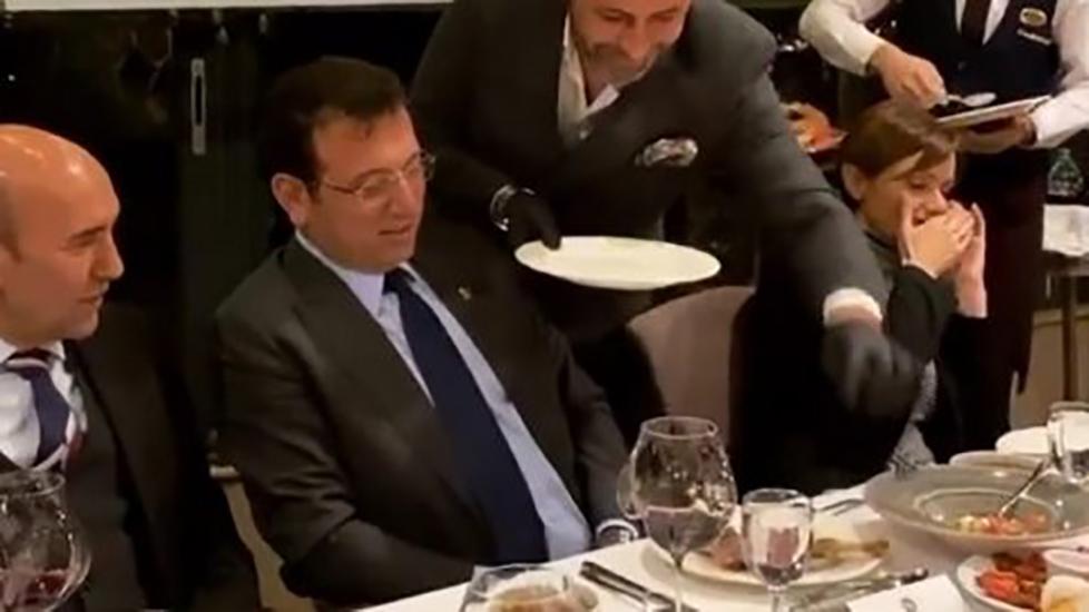 Deniz Zeyrek'ten, Altaylı, Özkök ve Ahmet Hakan'a 'kaz yemeği' yanıtı