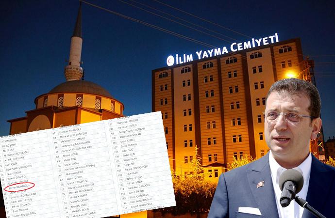 Erdoğan da, İmamoğlu da dinci vakfın kurucuları arasında! Peki gerçek ne?