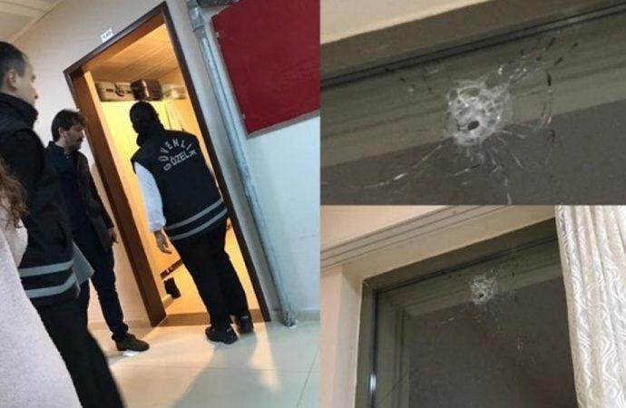 İstanbul'da KYK kız yurduna silahlı saldırı!