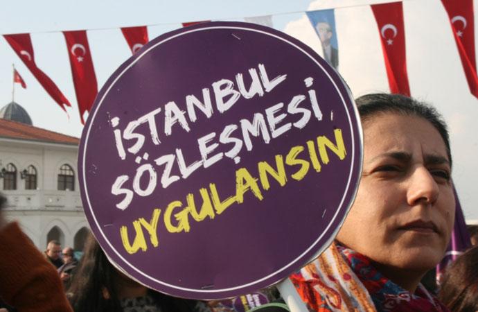 İstanbul'un göbeğinde bir kadına toplu tecavüz ve gasp