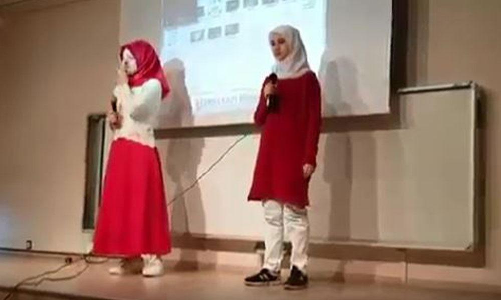 Kırıkkale Üniversitesi'nden tepki çeken Arapça İstiklal Marşı'na açıklama
