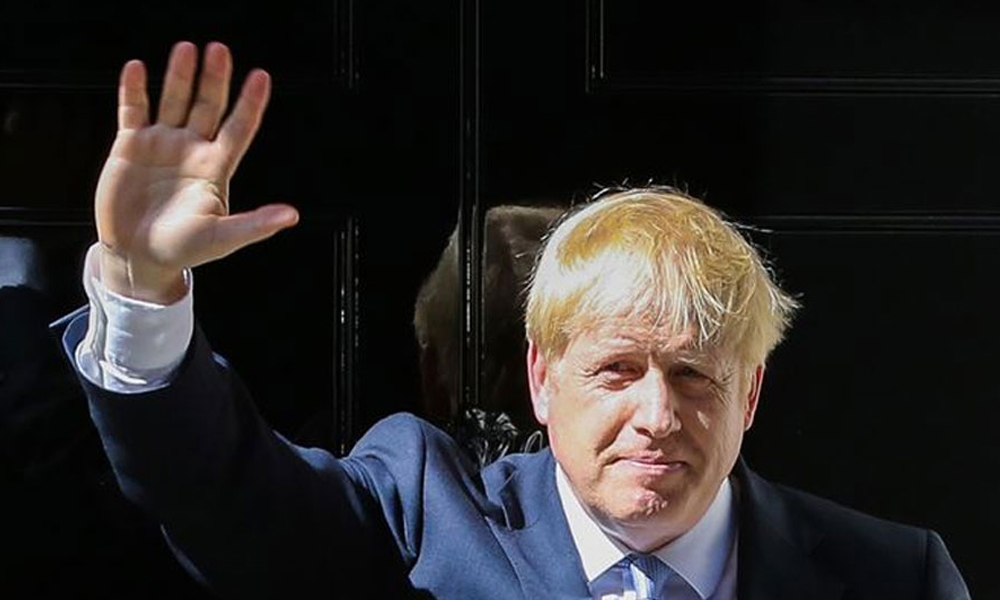 İngiltere'de seçimi kazanan Boris Johnson: 31 Ocak'ta 'eğer'i ve 'ama'sı olmaksızın Brexit hayata geçecek