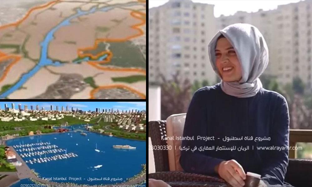 Kanal İstanbul gerçeği gün yüzüne çıkıyor! Araplar bizden dört yıl önce öğrenip satın almış
