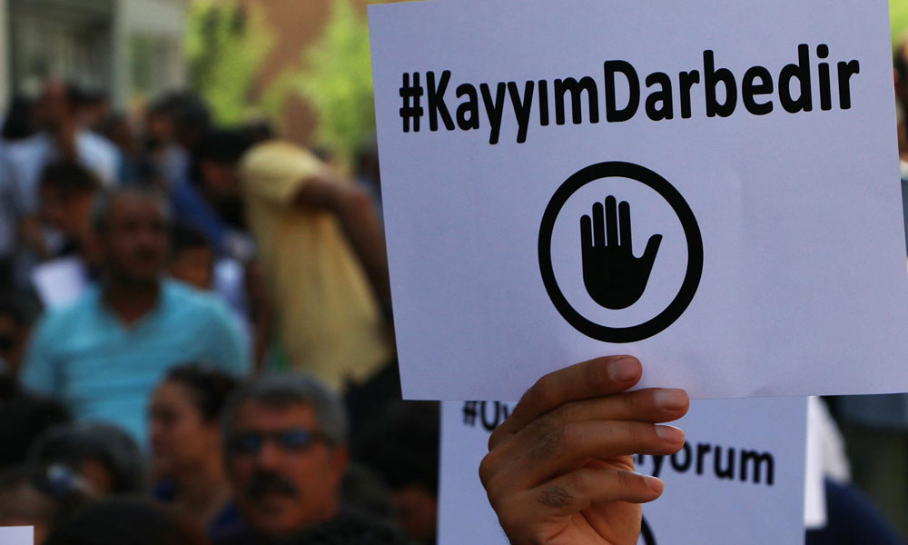 HDP'li başkan için 15 yıl hapis