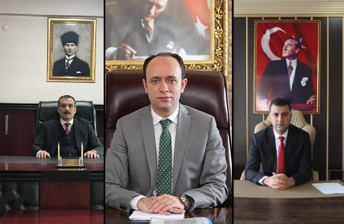Van'da HDP'li üç belediyeye kayyum atandı