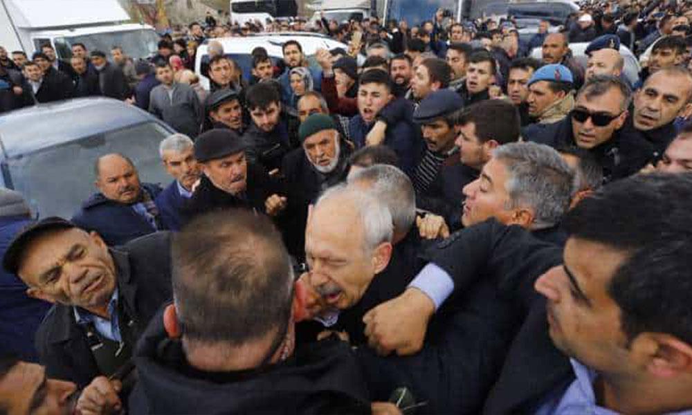 CHP'den bakanlığın hazırladığı 'Kılıçdaroğlu'na saldırı raporuna'na suç duyurusu
